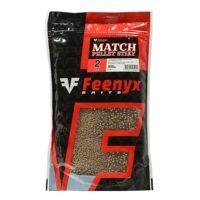 Match Pellet Stiky 2mm FEENYX BAIT (800gr.)