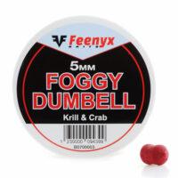 Foggy Dumbell Krill & Crab 5mm FEENYX BAIT