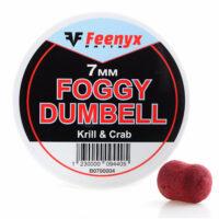 Foggy Dumbell Krill & Crab 7mm FEENYX BAIT