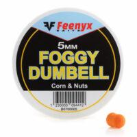 Foggy Dumbell Corn & Nuts 5mm FEENYX BAIT