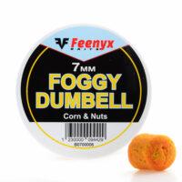Foggy Dumbell Corn & Nuts 7mm FEENYX BAIT