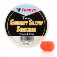 Gummy Slow Sinking Tonic & Pine 7mm FEENYX BAIT