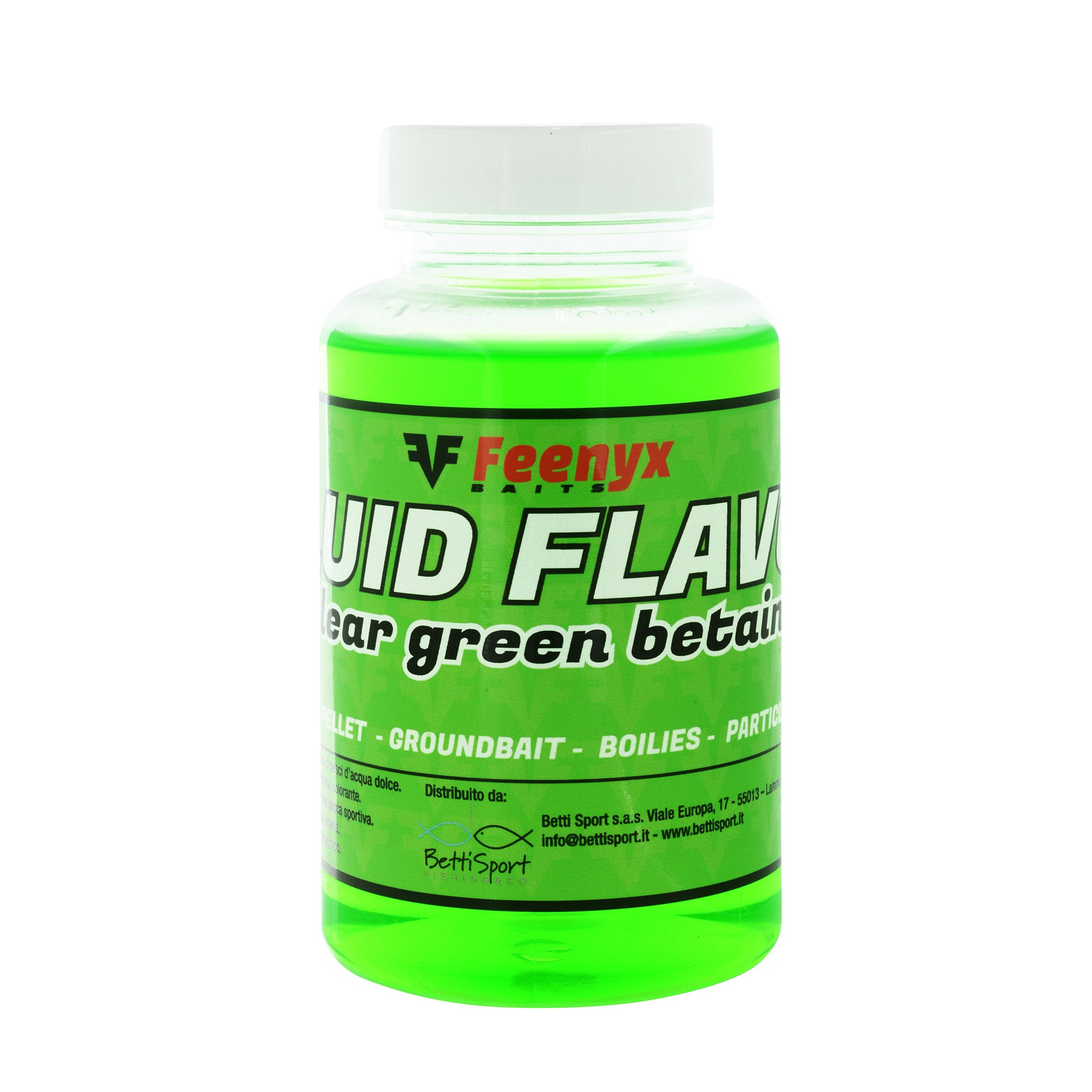 Fluid Flavor Clear Green Betaine FEENYX BAIT (250ml)