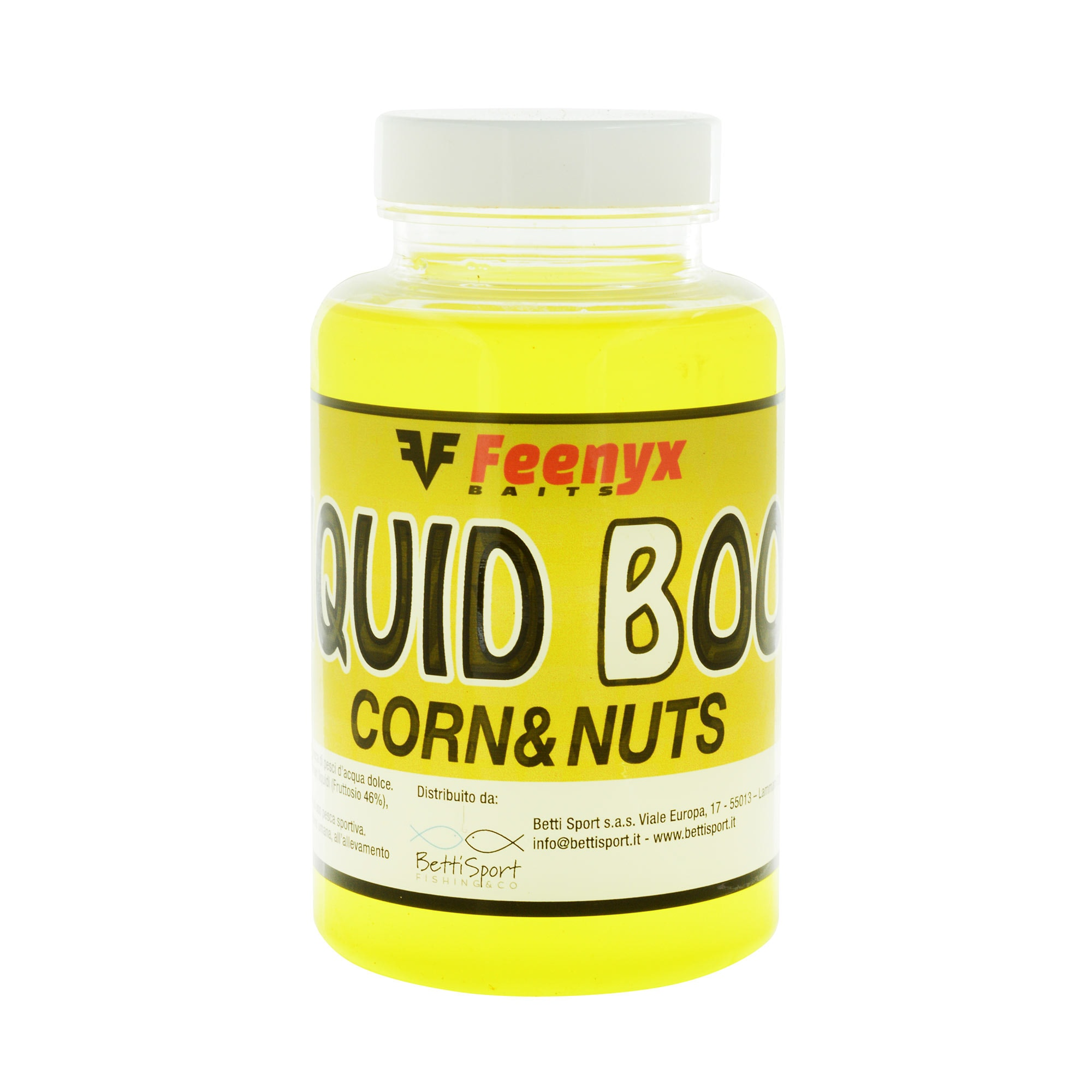 Liquid Boom Corn & Nuts FEENYX BAIT (250ml)