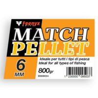 Match Pellet 6mm FEENYX BAIT (800gr.)