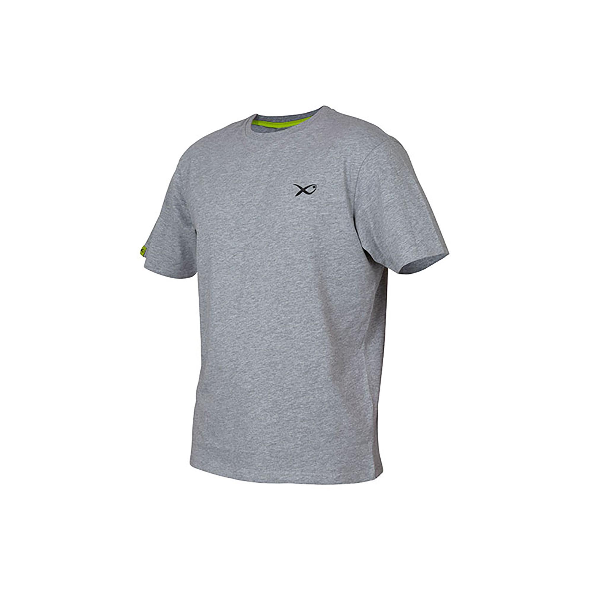 T-shirt Grey MATRIX