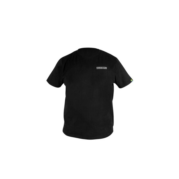 T-shirt Black PRESTON