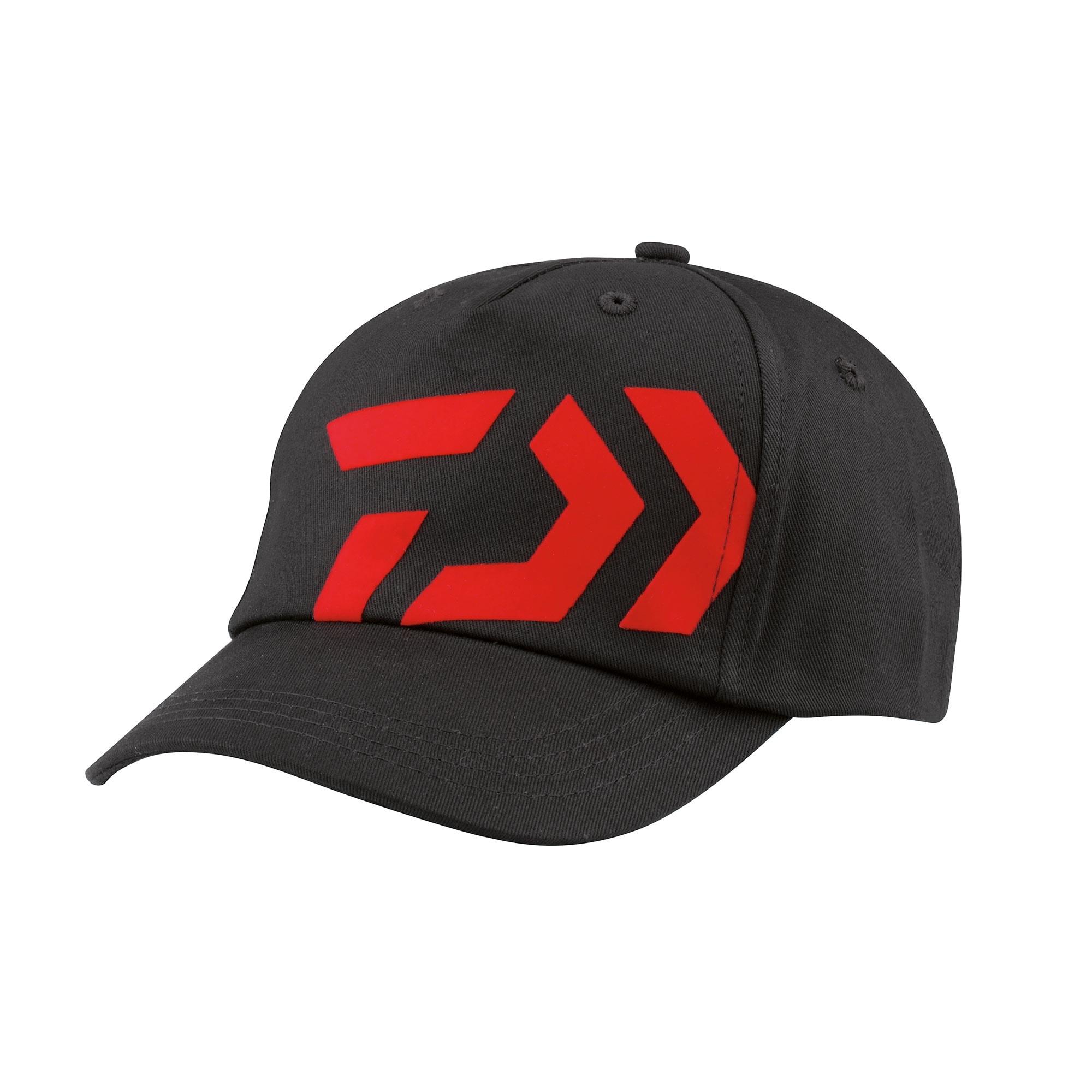 Cappellino black/red DAIWA