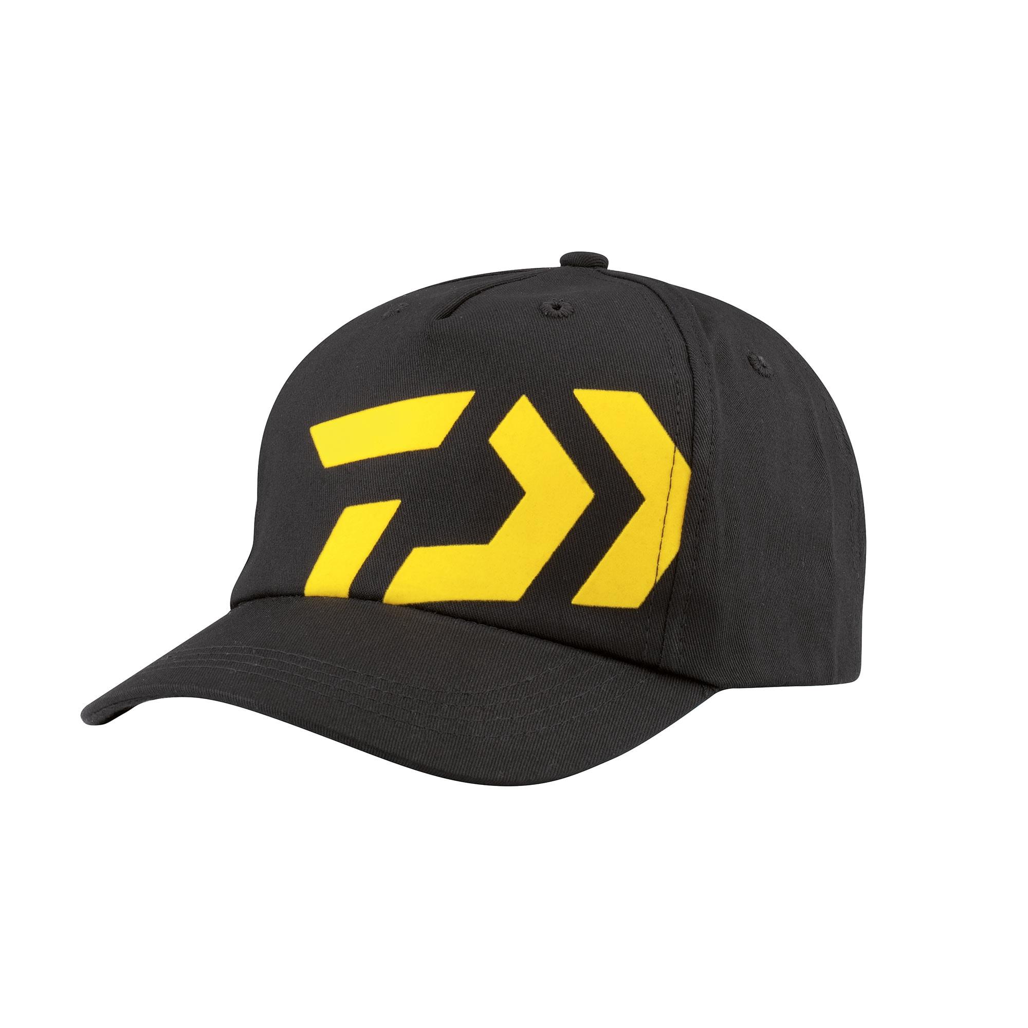 Cappellino black/yellow DAIWA