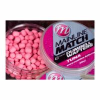 Pellet Dumbell Wafter 6mm MAINLINE - Tuna (Pink)