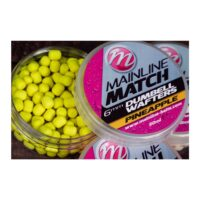 Pellet Dumbell Wafter 6mm MAINLINE - Pineapple (Yellow)