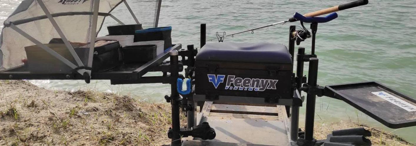 Feenyx prodotti da pesca made in Italy