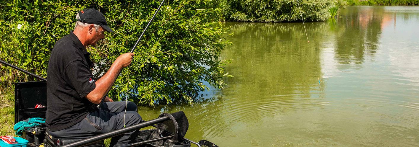 Fjuka rivoluzionari inneschi per la pesca sportiva