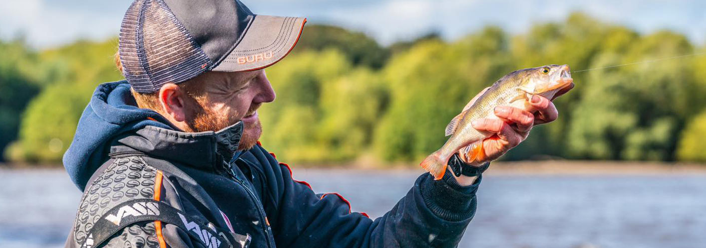 Guru, canne e attrezzature inglesi per la pesca sportiva