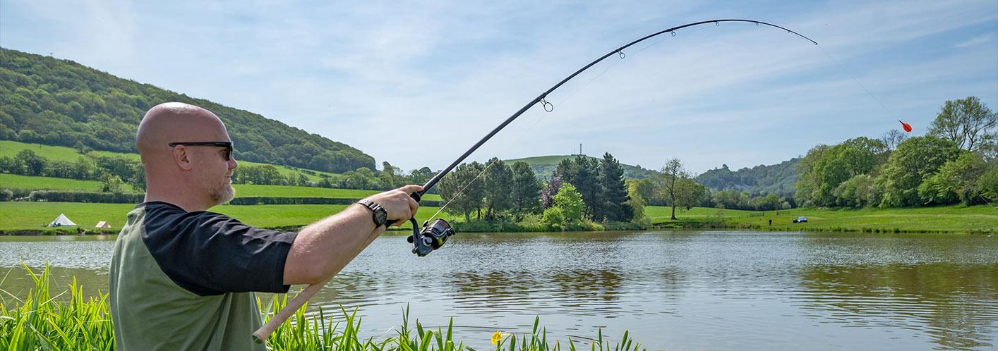Korum marchio inglese per la pesca sportiva
